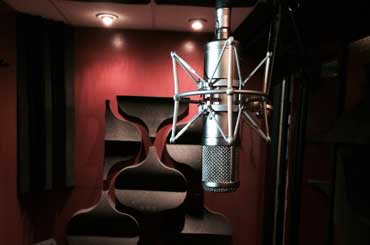 Recording Studio Sessions